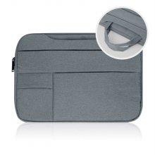 노트북 파우치 가방 페이크 심플 랩탑 케이스 커버