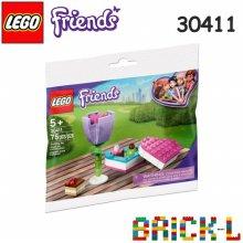 레고 스타터팩 30411 프렌즈 초콜릿 상자와 꽃