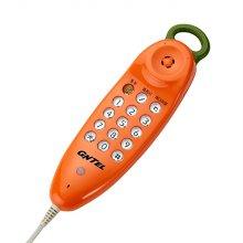 벽걸이 유선전화기 GS-620 (주황)