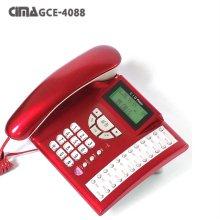 24개 원터치 단축메모리/수신번호 99개저장 GCE-4088