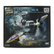1/72 U.K 1942년 제2차 세계대전 스핏파이어 전투기 조립킷