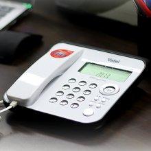 발신자표시 유선전화기 VT-F150 (화이트)
