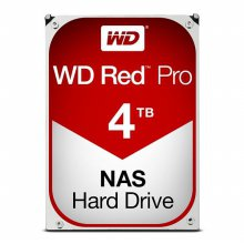 WD RED PRO (WD4003FFBX) NAS HDD(4TB/7200rpm/256MB)