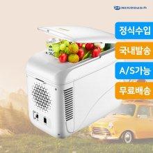 [공식출시] 케민 K9A 컴팩트 냉온장고/9L/차량 & 캠핑 사용