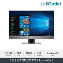 [델 공식 리퍼] 옵티플렉스 7760 / i5-8500 / FHD