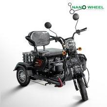 [나노휠] 삼륜 전동스쿠터 실버스타 MB-X8 60V (리튬20Ah)
