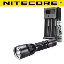 충전식 LED 랜턴 CB6 No8 후레쉬 사냥 낚시 손전등