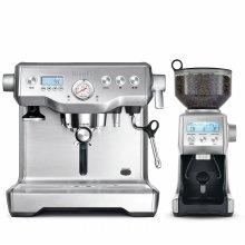 [사은품 증정]듀얼보일러 커피머신 BES920 + 그라인더 BCG820 세트