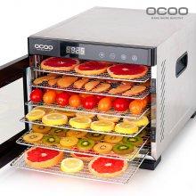 6단 스텐 식품건조기 OCP-M700S 에어필터 플러스