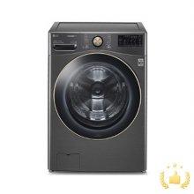 드럼 세탁기 F24KDGD [24KG/인공지능DD/국내최초 최대세탁용량/스마트한세탁/5방향터보샷/트루스팀알러지케어/블랙스테인리스]