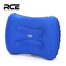 RCE 버블 캠핑 에어 베개 블루