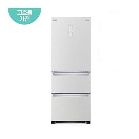 *L.POINT 5만점* 디오스 스탠드형 김치냉장고 K330W14E (327L, 화이트, 1등급)