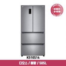 디오스 김치냉장고 K510S14 (505L / 퓨어)