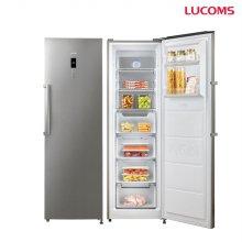 265L 저소음 냉동고 간접냉각방식 메탈스타일