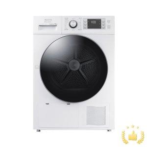 건조기 HDRC-C100LRWW [10KG/인버터BLDC모터/히트펌프/살균기능/에어클리닝/올인원2중필터+열교환기필터/화이트]
