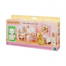 5377-북극곰 소녀의 키즈 룸 세트