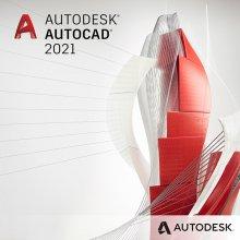 AUTODESK AUTOCAD 2021 (1년갱신라이선스)