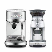 밤비노 커피머신 BES500 + 그라인더 BCG600 세트
