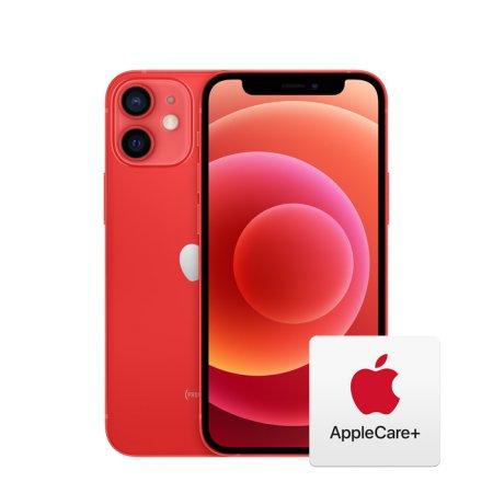 [자급제, AppleCare+ 포함] 아이폰12, 256GB, 레드