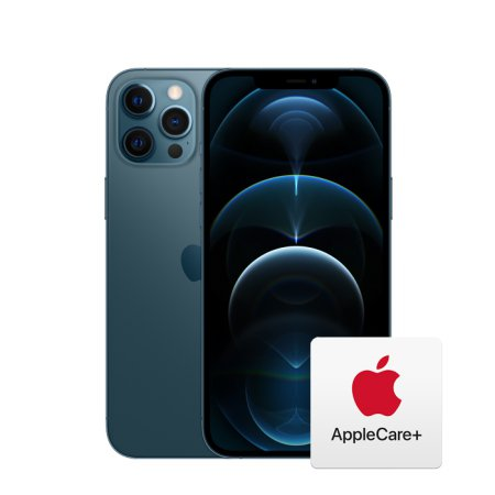 [자급제, AppleCare+ 포함] 아이폰12 Pro, 256GB, 퍼시픽블루