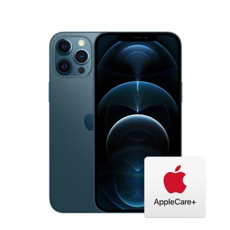 [자급제, AppleCare+ 포함] 아이폰12 Pro, 128GB, 퍼시픽블루