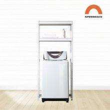 스피드랙 V2 세탁실 선반 W800XD400XH1950X2단