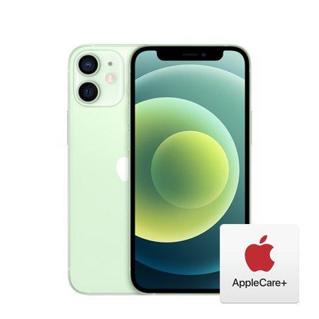 [자급제, AppleCare+ 포함] 아이폰12 미니, 64GB, 그린