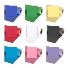 [Colorama] 컬러라마 롤 배경지 컬러 2.72 x 11 m