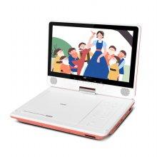 휴대용 DVD플레이어 HDMI케이블 포함[코랄][PD-3200HD]