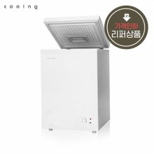 [상급 반품상품 단순변심 / L.POINT 1만점 증정] 하이마트 배송! 냉동고_FR-100CW