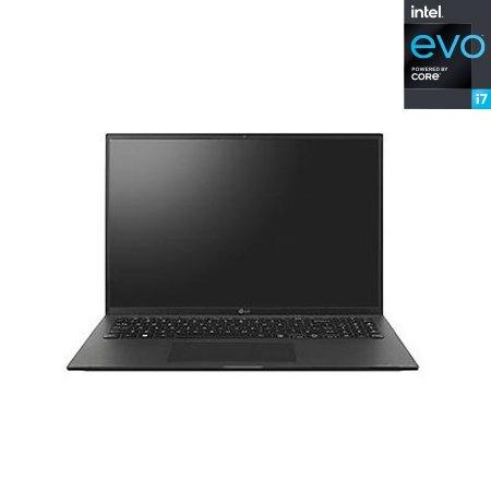 그램16 16Z90P-G.AA7BK 노트북 인텔 11세대 i7 8GB 256GB IrisXe Win10H 16inch(블랙)