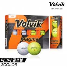 [볼빅정품] 2020 마그마(MAGMA) 골프볼/골프공[3PC][2COLOR][남여공용]