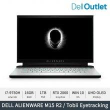 [공식리퍼] 에일리언웨어 노트북 M15 R2/i7-9750H/RTX2060/4K/2년AS