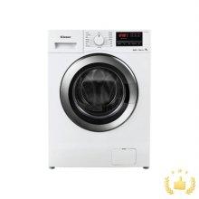 드럼 세탁기 WWD09RDWBK [9KG/빌트인/스피드UP/스타드럼/크롬도어/저소음저진동시스템/화이트]