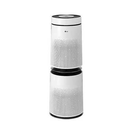 퓨리케어 360° 공기청정기 플러스 AS301DWFA (100m², 크리미 스노우, 21년형)