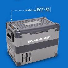 카이스 에버쿨 차량용 냉장냉동고 쿨러 ECF-60