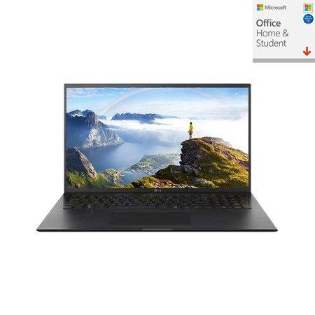[오피스] LG 그램17 17Z90P-G.AA5BK 노트북 인텔 11세대 i5 8GB 256GB IrisXe Win10H 17inch(블랙)