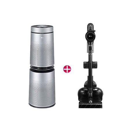 [LG 세트상품] AS301DNPA 공기청정기 + A9700BPK 청소기