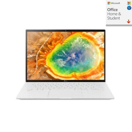 [오피스] LG 그램14 14Z90P-G.AA50K 노트북 인텔 11세대 i5 8GB 256GB IrisXe Win10H 14inch(화이트)