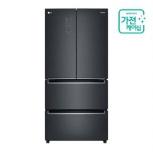 [AS연장 + 가전케어2회] 김치냉장고 K510MC18 (505L / 스탠드형)
