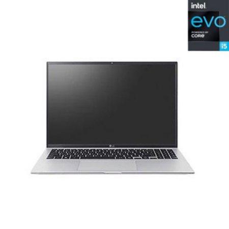 [오피스] LG 그램16 16Z90P-G.AA5SK 노트북 인텔 11세대 i5 8GB 256GB IrisXe Win10H 16inch(실버)