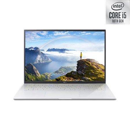 [즉시배송] LG 그램17 17Z90N-V.AR5MK 노트북 인텔10세대i5 8GB 512GB IrisPlus Win10H 17inch (화이트)