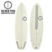 [실버피쉬] SILVERFISH 서핑보드 숏보드 White