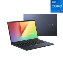 비보북15 A-X513EA-11725D 노트북 인텔11세대i7 8GB 512GB 프리도스 15inch (블랙)