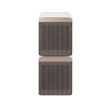 비스포크 큐브 에어 AX106A9911ED [106m²/스트라이프베이지]