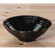 루미낙 면기 대접 국그릇 돔부리 찬기 식기 블랙 20cm