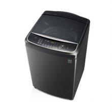 일반세탁기 T22BVD [22KG/인버터 DD모터/식스모션/터보샷/블랙스테인리스]