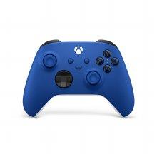 [상급 리퍼상품 단순변심] Xbox 4세대무선 컨트롤러 [쇼크 블루]