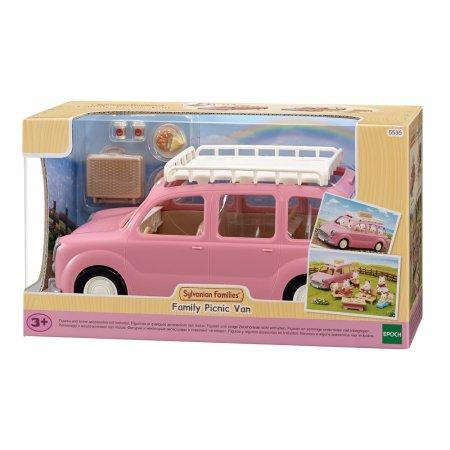 5535-핑크 패밀리 벤