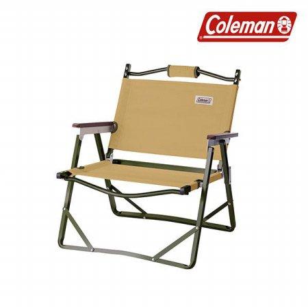 콜맨 파이어사이드 폴딩 체어 (코요테 브라운) 2000034675